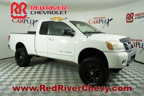 Pre-Owned 2007 Nissan Titan SE 4WD King Cab