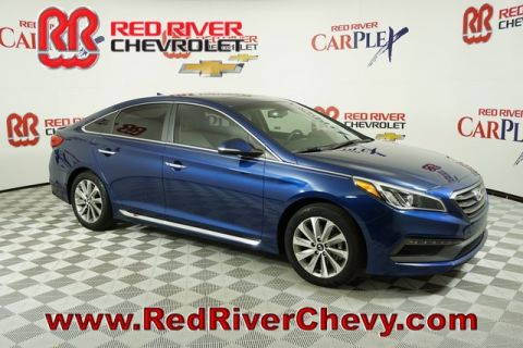 Pre-Owned 2017 Hyundai Sonata Sport FWD 4D Sedan